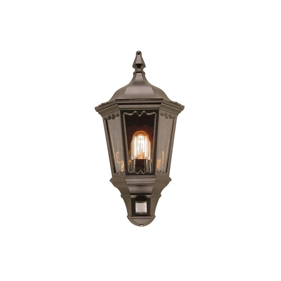 Half Lantern Wall Lights : Medstead Half Lantern with PIR Light Innovation