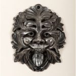 New greenman silver
