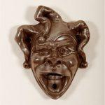 bronze jester