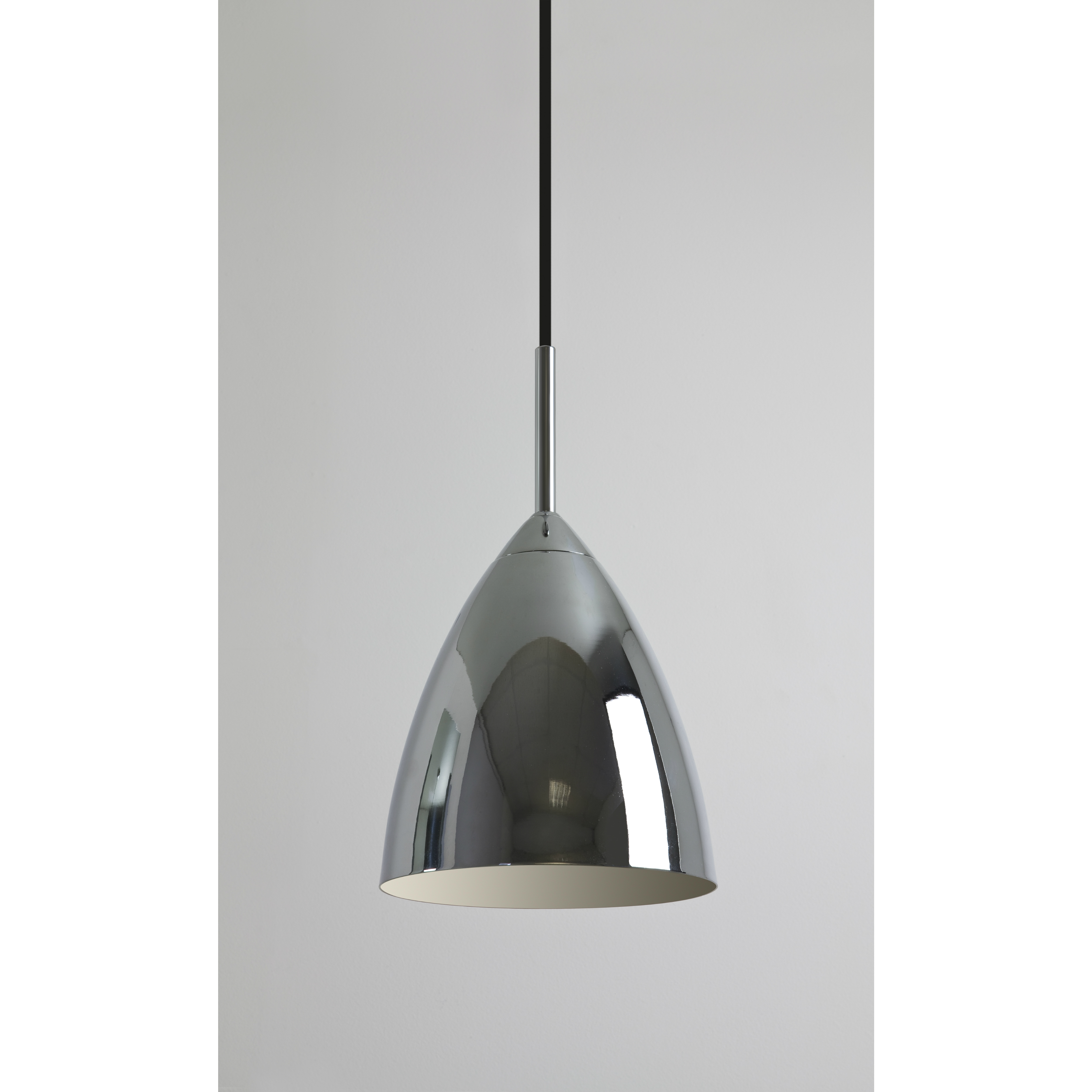 Joel Pendant 170 Chrome Light Innovation